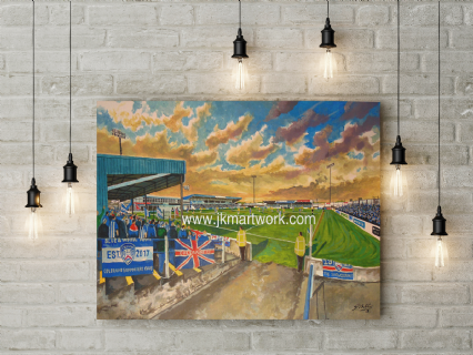 the showgrounds canvas a3 size